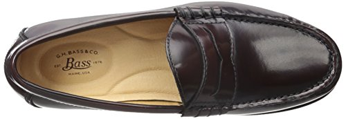 Gh Bass & Co. Hombre Carmichael Penny Loafer Cordovan