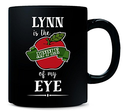 Lynn Is The Apple Of My Eye Cool Gift - Mug