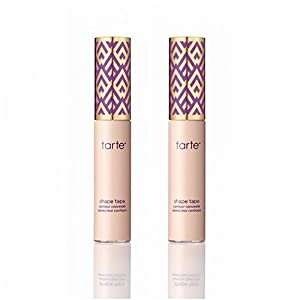 Tarte Shape Tape Contour Concealer in Fair and Light