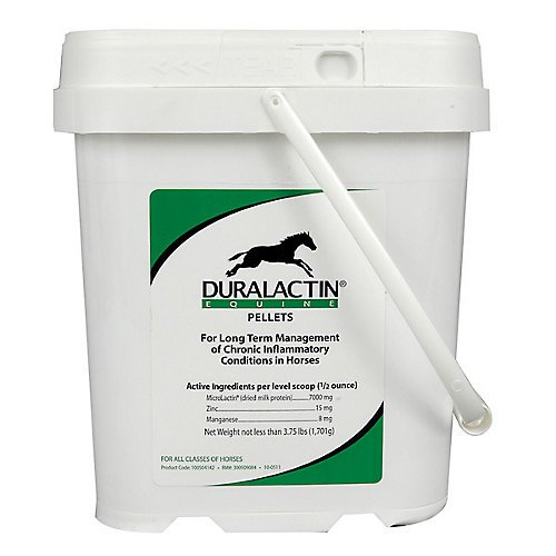 Duralactin Equine Pellet Supplement - 3.75 lb by Duralactin