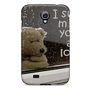 Waterdrop Snap-on Miss You Case For Galaxy S4