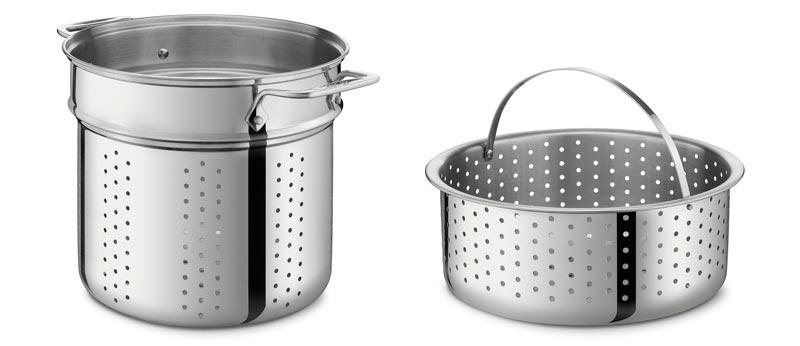 Amazon.com: All-Clad E796S364 Specialty Stainless Steel