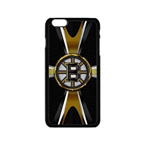 SOKY(TM) Delight Custom Boston Bruins NHL Back Cover Case for iPhone 6 4.7 inch