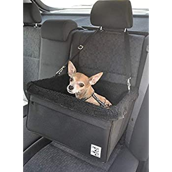 Dogs Out Doing Large Dog Car Booster Seat