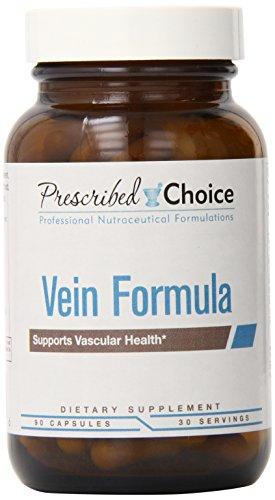 Prescribed Choice Vein Formula Plus Capsules, 90 Count