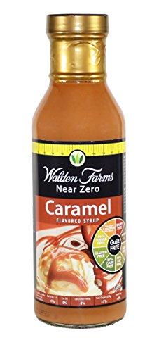 Walden Farms Caramel Syrup, 12 Ounce
