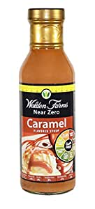 Walden Farms Caramel Syrup (sirope de caramelo), 355ml