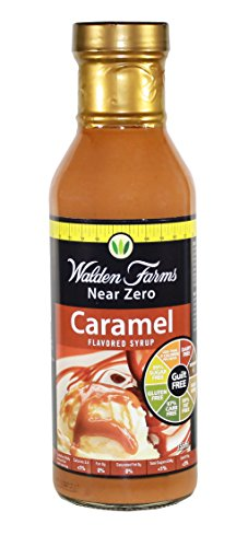 - Walden Farms Caramel Syrup, 12 Ounce