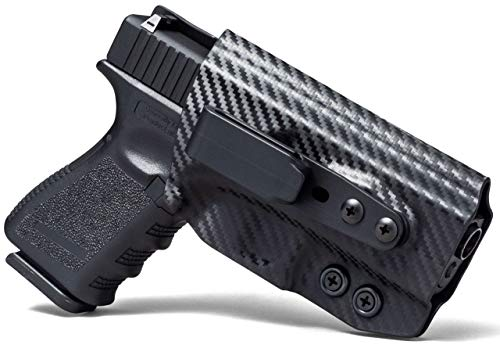 Concealment Express Tuckable IWB KYDEX Holster: fits Sig Sauer P365 - Custom Fit - US Made - Inside Waistband - Adj. Cant, Retention, Ride Height - Claw Compatible