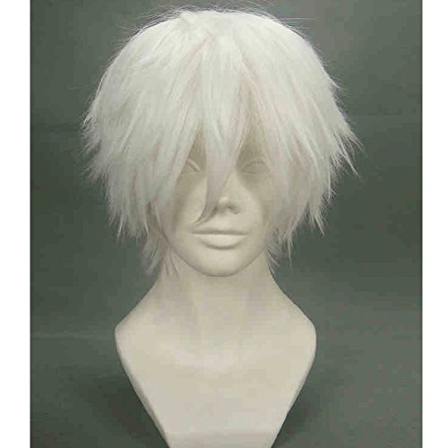 RightOn Straight Cosplay Costume Silvery product image