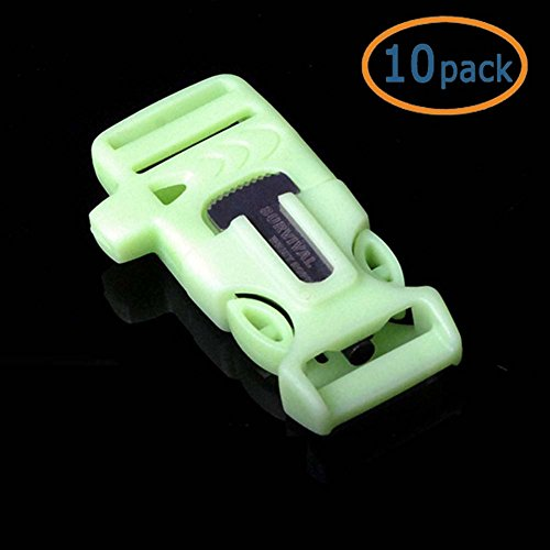 signal whistle buckles - 3