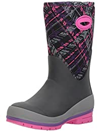 Western Chief Boys Cold Rated Neoprene Boot with Memory Foam Snow Boot