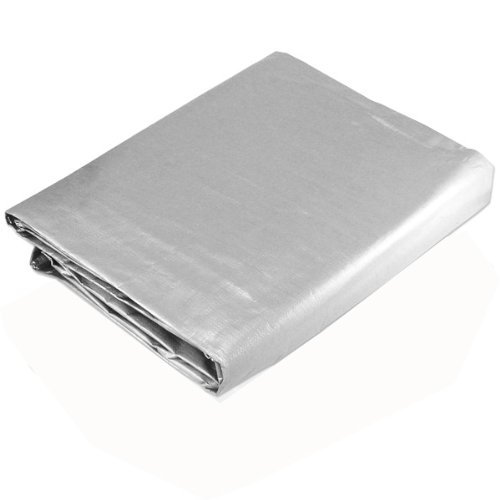 16x24' Silver Tarp Cover Heavy Duty 3 Layer by ATE Tools
