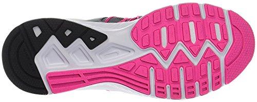 Nike Womens Air Relentless 6 Cool Grey/Black Pnk Blst White Running Shoe 9 Women US QCcKlzu