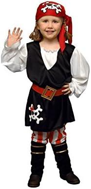 Disfraz barato de niña Pirata en varias tallas: Amazon.es ...
