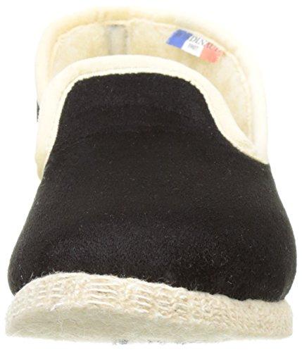 Rondinaud Noir Chartres Adulte 01 Mixte Chaussons Bas Noir rCpwxTrq