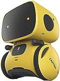 AR コミュニケーションロボット AT (エー・ティー) イエロー 日本語対応