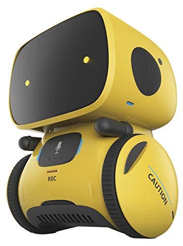 AR コミュニケーションロボット AT (エー・ティー) イエロー
