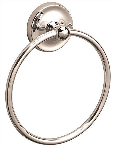 (PREMIER GIDDS-120478 Bayview Towel Ring, Brushed Nickel - 120478 )
