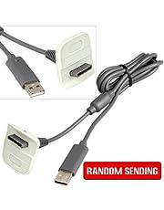 Easy Provider® Caricabatteria per Xbox 360 Xbox360 Wireless Gamepad