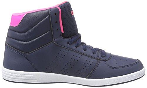 adidas Baseline VS Mid - Zapatillas deportivas altas para mujer Multicolor