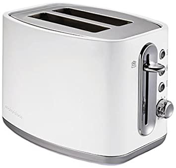Morphy Richards Elipta 2 Slice Toaster White Amazon