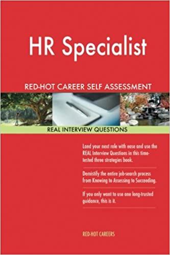 HR Specialist RED-HOT Career Self Assessment Guide