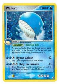 Pokemon - Wailord (14) - EX Legend Maker - Reverse for sale  Delivered anywhere in USA