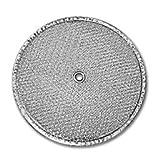 9.5'' Round X 3/32'' Aluminum Range Hood Filter W/Hole