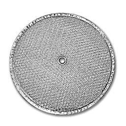 9.5 Round X 3//32 Aluminum Range Hood Filter W//Hole