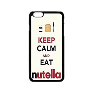 VOV Keep Calm And Eat Nutella Cell Phone Case for Iphone 6