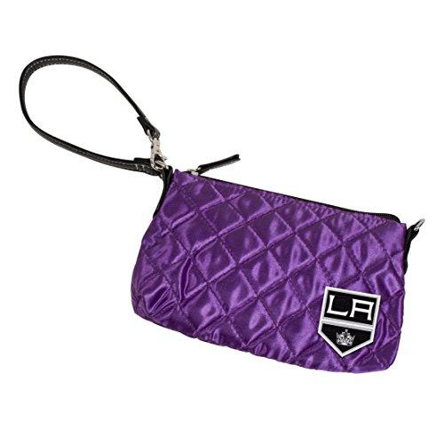 Pro NHL Team Farbe gesteppt Wristlet violett