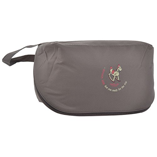 PackNBUY GREY BRA Panty Lingerie Travel Bag