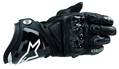 - Alpinestars GP Pro Leather Gloves - Large/Black