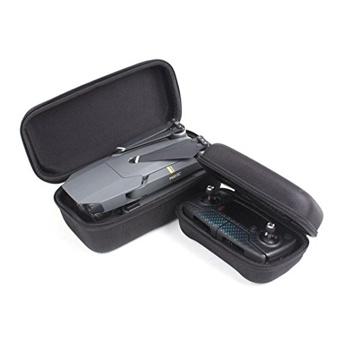 Price comparison product image for DJI Mavic Pro Drone Portable Travel Case Bag Box + Remote Control Bag Case