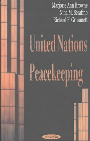 United Nations Peacekeeping pdf epub