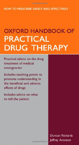 Oxford Handbook of Practical Drug Therapy (Oxford Handbooks Series)