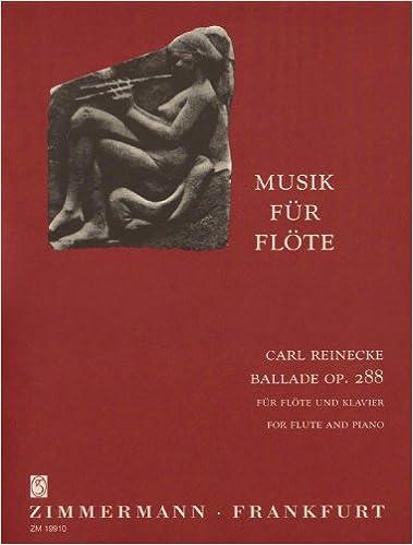 Ballade Op.288 Fl Fl//Po