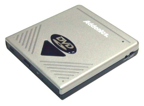 Addonics AEPDVD2K8X24UM 8x;24 External USB 2.0 DVD/CD-ROM Drive by Addonics