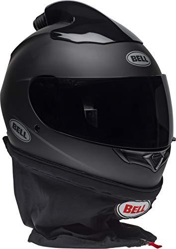 Bell Qualifier Forced Air Helmet (Matte Black, XXX-Large) ()