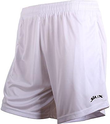 Siux Pantalon Corto Tour Blanco: Amazon.es: Deportes y aire libre