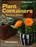 Plant Containers You Can Make, Menlo Park, 0376035811