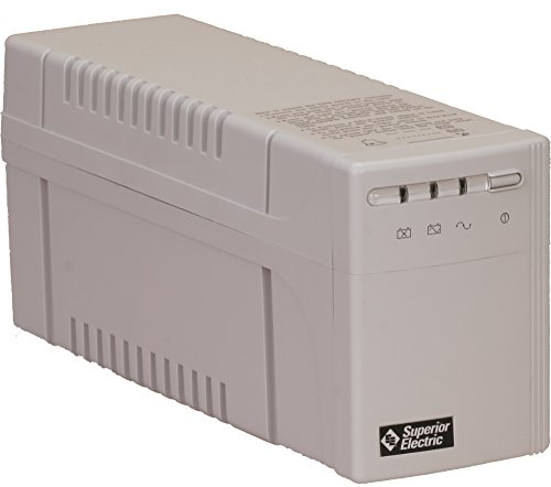 STABILINE SKN825 P/N SKN825 SKN Series Uninterruptible Power Supply, UPS and Convenience, UL and cUL Listed, NEMA 5-15R Output Receptacles, 1ɸ, 120 VAC, 50/60 Hz Operation, 825 VA, 6.8 Amp, 495W by STABILINE