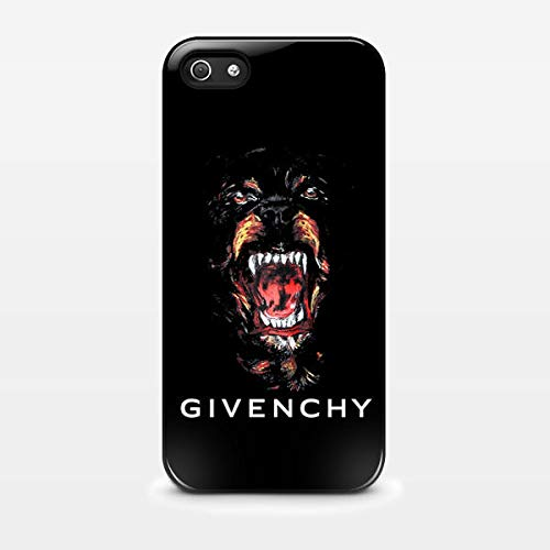 (FidgetKute New Givenchy Rottweiler Plastic TPU Case for iPhone 5 5c 5s 6 6s 7 Plus iPhone 7)