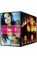 Hot Springs Werewolf Complete Series (BBW Werewolf Erotic Romance)