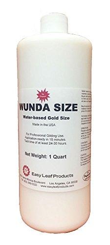 Wunda Size Water-Based Gold Leaf Size/Adhesive,