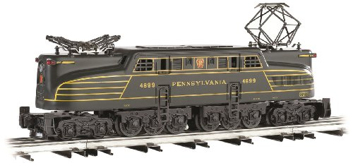- Williams By Bachmann Trains Gg-1 Semi Scale Electrics- Pennsylvania - As Delivered #4899 - O Scale
