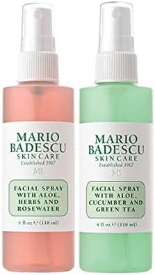 Facial Toner & Astringent: Mario Badescu Facial Spray