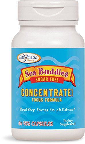 Enzymatic Therapy Sea Buddies Concentrate, 60 Capsules