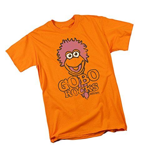 Gobo Rocks -- Fraggle Rock Adult T-Shirt, X-Large